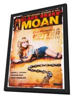 Black Snake Moan - 27 x 40 Movie Poster - Style C - in Deluxe Wood Frame