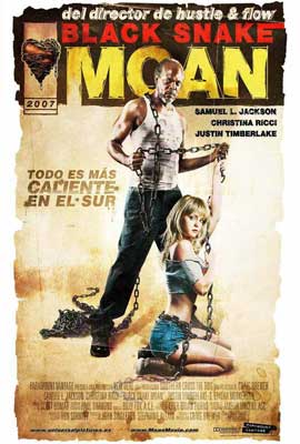 Black Snake Moan - 27 x 40 Movie Poster - Spanish Style A