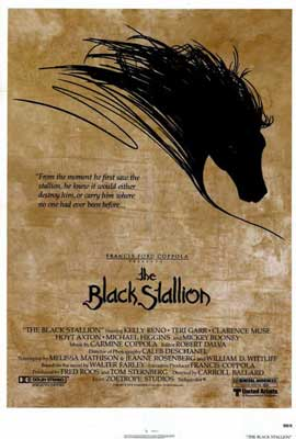 The Black Stallion - 11 x 17 Movie Poster - Style A