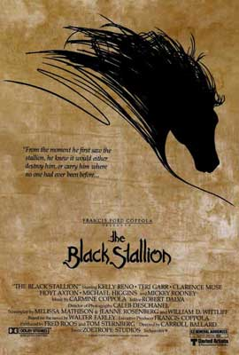 The Black Stallion - 27 x 40 Movie Poster - Style A
