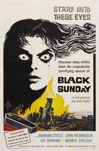 Black Sunday - 43 x 62 Movie Poster - Bus Shelter Style A