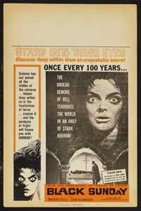 Black Sunday - 27 x 40 Movie Poster - Style B