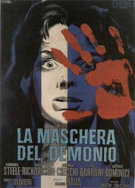 Black Sunday - 11 x 17 Movie Poster - Italian Style A