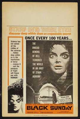 Black Sunday - 27 x 40 Movie Poster - Style C