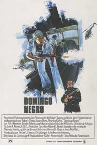 Black Sunday - 27 x 40 Movie Poster - Spanish Style A