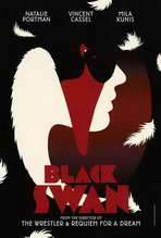 Black Swan - 27 x 40 Movie Poster - Style E
