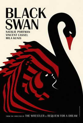 Black Swan - 27 x 40 Movie Poster - Style C