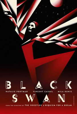 Black Swan - 27 x 40 Movie Poster - Style D