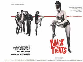 Black Tights - 11 x 14 Movie Poster - Style A