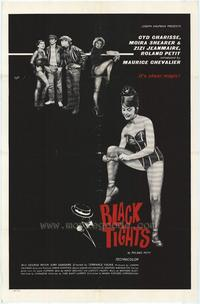 Black Tights - 11 x 17 Movie Poster - Style A