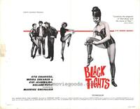 Black Tights - 22 x 28 Movie Poster - Half Sheet Style A