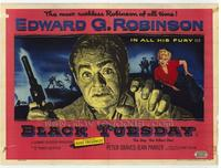 Black Tuesday - 11 x 17 Movie Poster - Style A