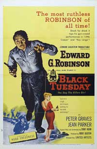 Black Tuesday - 27 x 40 Movie Poster - Style B
