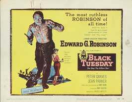 Black Tuesday - 11 x 14 Movie Poster - Style A