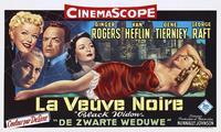 Black Widow - 22 x 28 Movie Poster - Half Sheet Style A