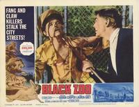 Black Zoo - 11 x 14 Movie Poster - Style E