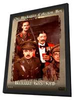 Blackadder Goes Forth (TV) - 11 x 17 TV Poster - Style A - in Deluxe Wood Frame