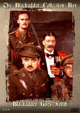Blackadder Goes Forth (TV) - 11 x 17 TV Poster - Style A