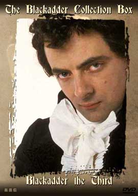 Blackadder the Third (TV) - 11 x 17 TV Poster - Style A