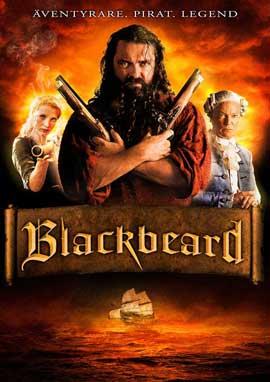 Blackbeard - 11 x 17 Movie Poster - Style A