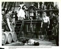 Blackbeard the Pirate - 8 x 10 B&W Photo #2