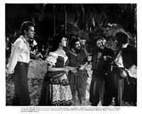 Blackbeard the Pirate - 8 x 10 B&W Photo #3