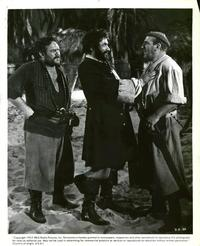 Blackbeard the Pirate - 8 x 10 B&W Photo #4