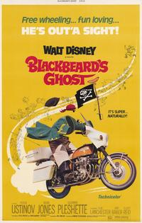 Blackbeard's Ghost - 11 x 17 Movie Poster - Style A