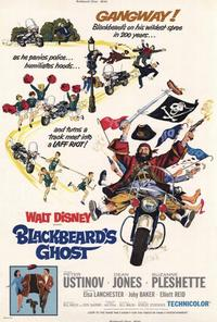 Blackbeard's Ghost - 27 x 40 Movie Poster - Style A