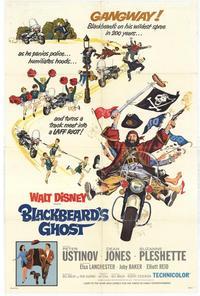 Blackbeard's Ghost - 27 x 40 Movie Poster - Style B