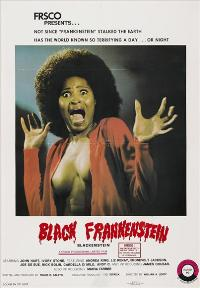 Blackenstein - 43 x 62 Movie Poster - Bus Shelter Style A