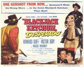 Blackjack, Ketchum Desperado - 11 x 14 Movie Poster - Style B