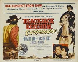 Blackjack Ketchum, Desperado - 11 x 14 Movie Poster - Style A