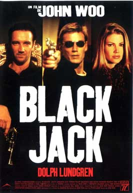 Blackjack - 11 x 17 Movie Poster - French Style A