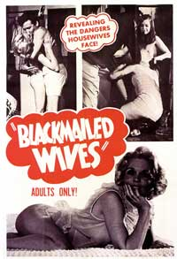 Blackmailed Wives - 27 x 40 Movie Poster - Style A