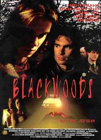 Blackwoods - 11 x 17 Movie Poster - Style A