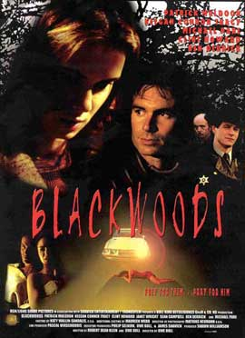 Blackwoods - 27 x 40 Movie Poster - Style A