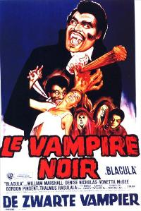 Blacula - 11 x 17 Movie Poster - French Style A