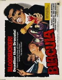Blacula - 27 x 40 Movie Poster - Style C