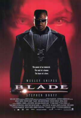 Blade - 11 x 17 Movie Poster - Style A