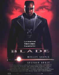 Blade - 27 x 40 Movie Poster - Spanish Style A