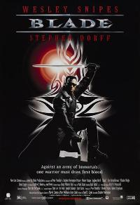 Blade - 11 x 17 Movie Poster - Style F