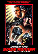 Blade Runner - 27 x 40 Movie Poster - Style F