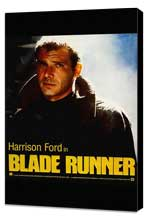 Blade Runner - 11 x 17 Movie Poster - Style C - Museum Wrapped Canvas
