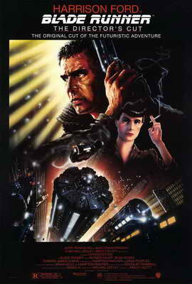 Blade Runner - 27 x 40 Movie Poster - Style A
