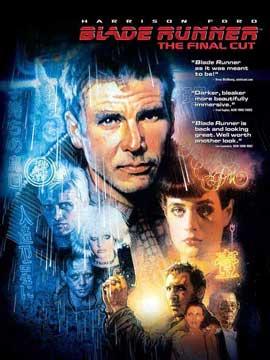 Blade Runner - 27 x 40 Movie Poster - Style E