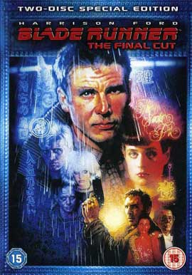 Blade Runner - 27 x 40 Movie Poster - UK Style A