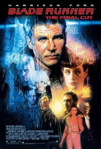 Blade Runner - 43 x 62 Movie Poster - Bus Shelter Style C