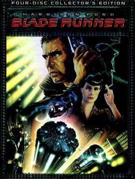 Blade Runner - 27 x 40 Movie Poster - Style G