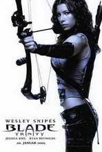 Blade: Trinity - 27 x 40 Movie Poster - Style C